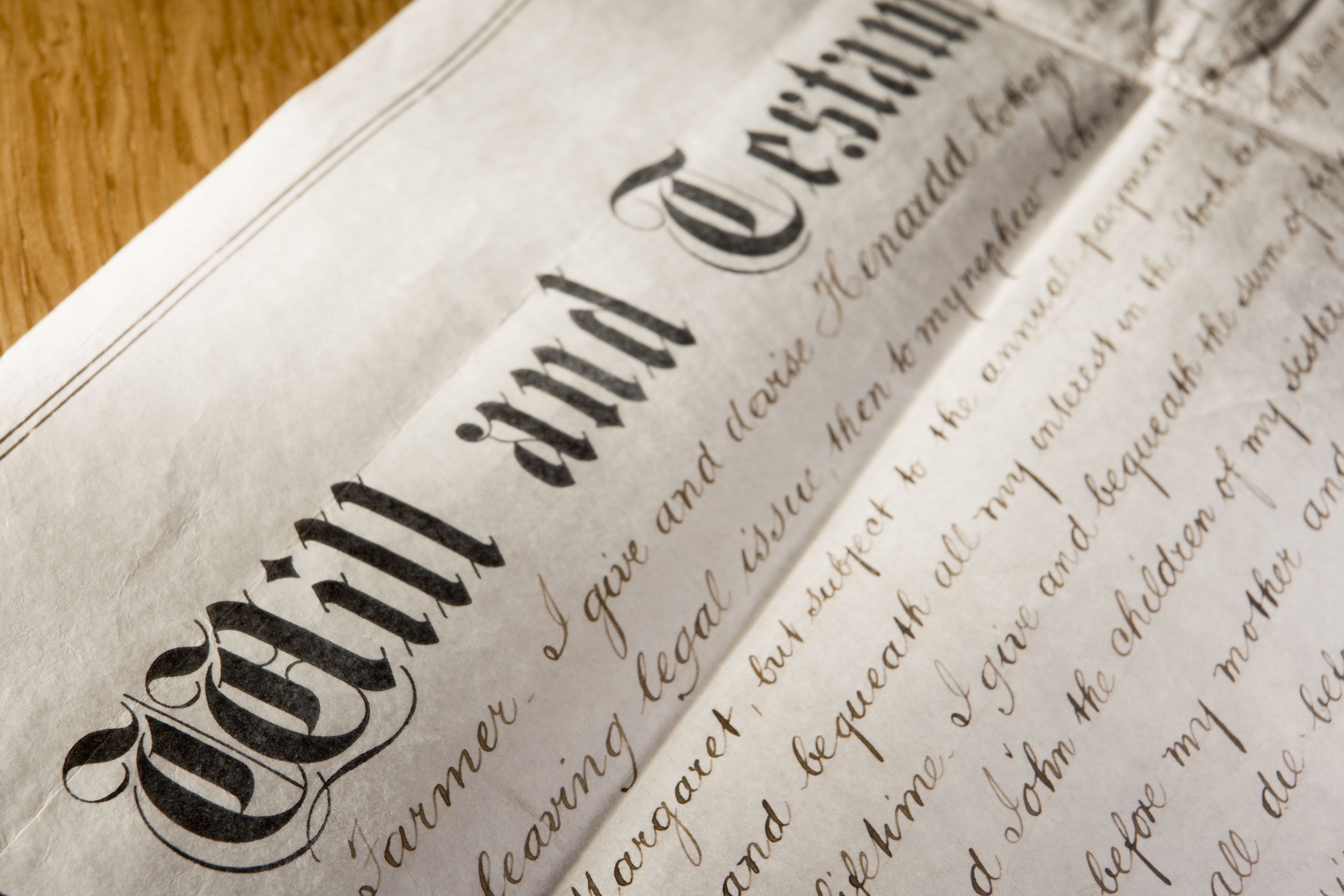 Florida Last Will And Testament Key Guidelines Estate Planning - Will legal document